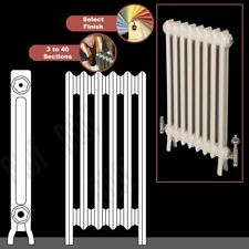 "The ""Mayfair"" 2 Column 640mm (High) Cast Iron Radiators (3 to 40 Sections Wide)"