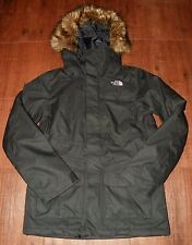 The North Face W BAKER DELUXE INSULATED JACKET New, Size Medium
