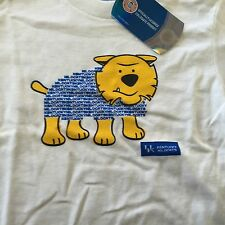 Youth Kentucky Wildcats Ncaa White Logo T-Shirt NWT