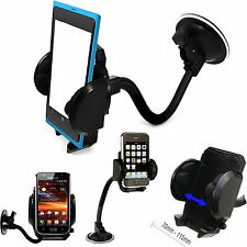 CAR TRUCK WINDSCREEN FLY AIR VENT CAR HOLDER MOUNT CRADLE FOR VARIOUS PHONES