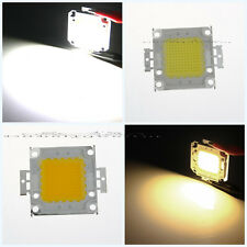 Lots 1/5/10PCS 100W Cool/Warm White LED Chip Lamp  Light High Power Super Bright