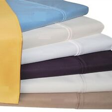 "Real 800TC 100% Egyptian Cotton Ultra Soft Solid 6PC Sheet Set 15""Deep CA Size"