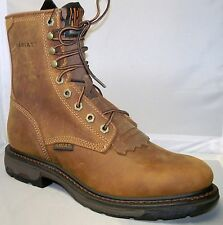"Ariat Men's #10016266 Workhog 8"" Lace Up Work Boots"