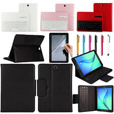 New Wireless Bluetooth Keyboard Cover Case For Samsung Galaxy/Note/Pro/Tab A/S2