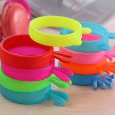 Trendy Fluorescent Protective Silicone Bracelet Cell Phone Cover Bumper Case NEW