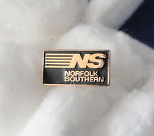 10K Yellow Gold Norfolk Southern RR Railroad Service Pin - Tie Tac or Tie Pin