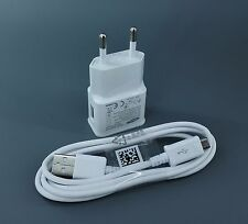 EU / US Wall Charger+USB Data Cable For SamSung Galaxy Note 2 N7100 S3 S4 S7 OEM