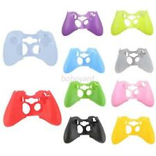 Case Cover for XBOX 360 Silicone Rubber Protective Shell Wireless Controller Hot