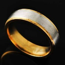 Womens mens wedding band stainless steel ring above knuckle size8 9 10 11