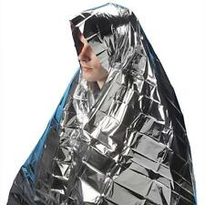 10 x Emergency Foil Survival Blankets - Waterproof - First Aid Camping- Fast P&P