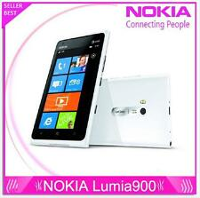 "Original Nokia Lumia 900 4.3"" 16G ROM 8MP Single-core 3G wifi GPS Windows Phone"