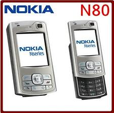 "Unlocked Nokia N80 GPS Bluetooth WIFI 2.1"" GSM 3G Cellphone WIFI FM MP3"