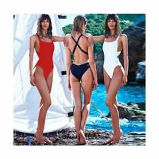 One Piece Sexy Womens Swimsuit tight Bikini Swimwear Bathing Bikini Monokini