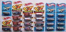 2004 Hot Wheels Flying Customs Super Chromes Variations Choice Lot