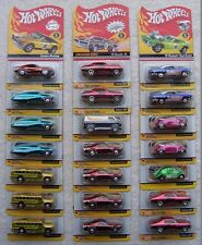 Hot Wheels 5 6 7 8 16 19 20 21 Collectors Nationals Convention Choice Lot