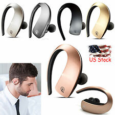 Noise Cancelling Stereo Bluetooth Headphone Headset Earpieces For Samsung Note 5
