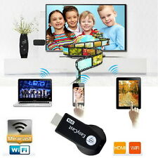 HOT HD 1080P M2 EzCast Miracast DLNA WiFi Display Receiver Dongle TV Laptop FN