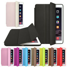 Luxury Slim Stylish Smart Case Leather Stand Folio Magnetic Cover For iPad Air 2