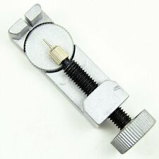 Metal Adjustable Watch Band Strap Bracelet Remover Repair Tool Kit 3 Extra Pins