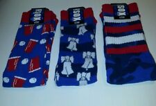 Mens Two Sox Brand Red White Blue Pair of socks Four Styles Size 10-13