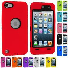 NEW Defender Armor Hybrid 3-Piece Case Cover for iPod Touch 5th 5G 6th 6G