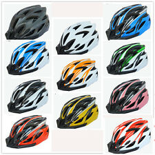Unisex Bicycle Helmet Bike Cycling Adult Visor PVC EPS Mountain Safety Helmet