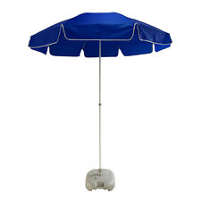 NEW Eurmax 6FT Sun Umbrella pop up Sunshade Beach/ Fruit sale  spinning 360°