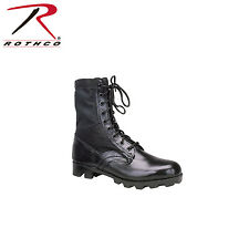 Rothco G.I. Type Black Steel Toe Jungle Boot - 5781
