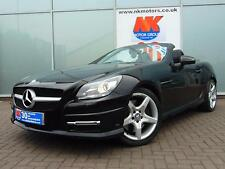 2013 MERCEDES BENZ SLK SLK 250 CDI BlueEFFICIENCY AMG Sport Tip Auto