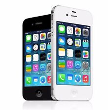 Hot Apple iPhone 4S Factory Unlocked Smartphone Black/ White Perfect Condition