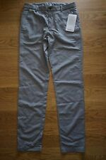 NWT Lululemon Mens Commission Pant Qwick Chino BATL Size 32 Retail $128