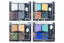 L'OREAL PROJECT RUNWAY EYESHADOW QUADS LIMITED EDITION - VARIOUS SHADES