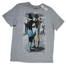 Booby Moore & Pele - Vintage photo print - 1970 World Cup - Men's t shirts
