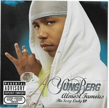 Almost Famous EP [PA] by Yung Berg CD 2007 Epic USA