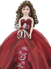 NEW Quinceanera Doll For Quinceañera Girl Birthday Party Q2025