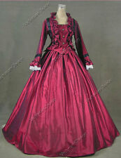 Civil War Victorian 2PC Gown Period Dress Reenactment Theater Women Costume 170
