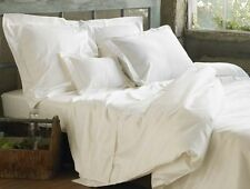 100%Superior Percale Branded Qulity 1000TC Egyptian Cotton White Solid Bedding