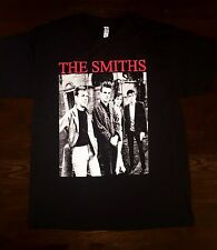 The Smiths - Salford Lads Club T-Shirt Size (M-XXL) Morrissey 80's New Wave