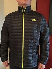NWT North Face Mens Thermoball Asphalt Grey Jacket XL 2XL
