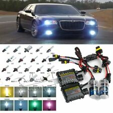 55W Xenon HID Conversion Kits H1 H3 H7 880 H4-2 2 Xenon Bulbs + 2 Slim Ballasts