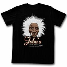 New Authentic Mens Major League Jobu's Rum Very Bad To Steal T-Shirt Sizes S-2X