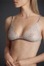 BHLDN Anthropologie La Fee Verte Web Lace Silk Bralette - XS, M, L - NWT $75