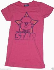 New Junk Food Little Miss Star Juniors T-Shirt in Pink