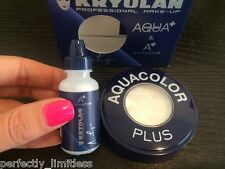 Kryolan Aquacolor Plus and A + Activator 1102/10 Body Face Makeup Theater Stage