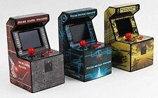 Mini Arcade Game Machine Video Game Portable Gaming System [240 Video Games] CA