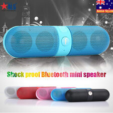 Wireless Bluetooth Speaker Rechargeable Portable For iPhone iPod iPad Samsung