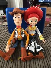 Disney Pixar Interactive 16 Inch Talking Woody With Pull String
