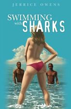 NEW Swimming with Sharks by Jerrice Owens