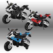 NEW BMW S1000RR LICENSED 12V RIDE ON MOTORBIKE~ELECTRIC BATTERY POWERED BIKE!