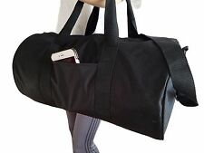 "GYM BAG YOGA Duffle Duffel Bag Travel Bag Carry-On Sports Bag 18"" ALL COLOR"